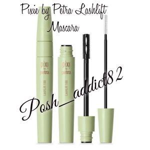 Pixie by Petra Lashlift 188 Double Brush Mascara